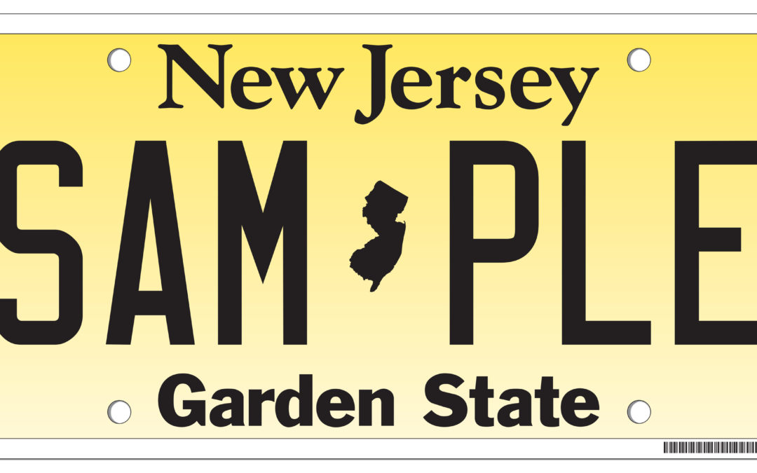 What Are The Rules About Driving Without A License Plate in New Jersey?